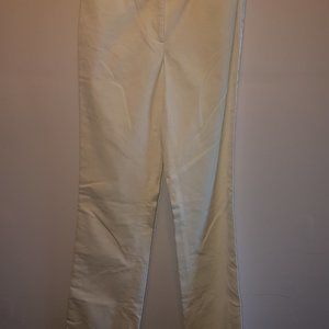 Kenneth Cole pants with ribbon detail